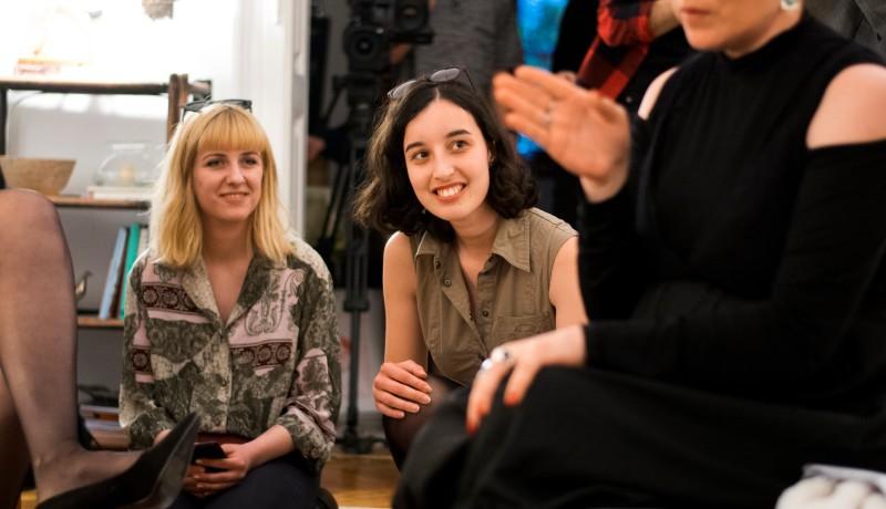 """""""A forgatókönyv nem olyan, mint egy rántotta"""" – beszélgetés a TIFF-díjas Farkas Boglárka Angélával"""