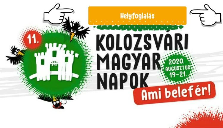 Magyar kéz klikkre kész: ha nem akar lemaradni a KMN programjairól, akkor itt egy fontos hír