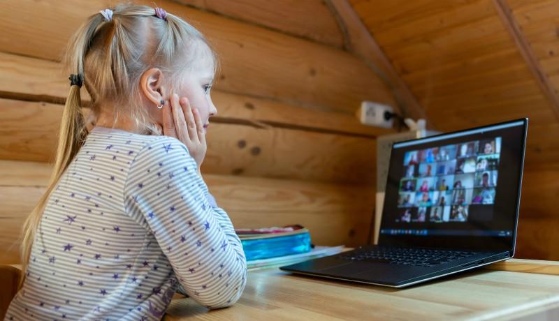 Mit csinálnak a diákok, ha unják az online oktatást? Virtuális bandákba tömörülve lehetetlenítenek el tanórákat