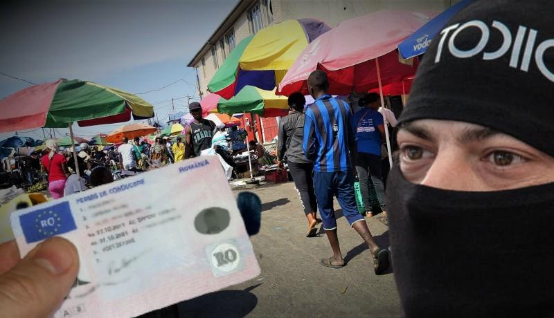 Őrület: Kongóban legyártott hamis jogosítványokat osztogatott jó pénzért egy román bűnbanda