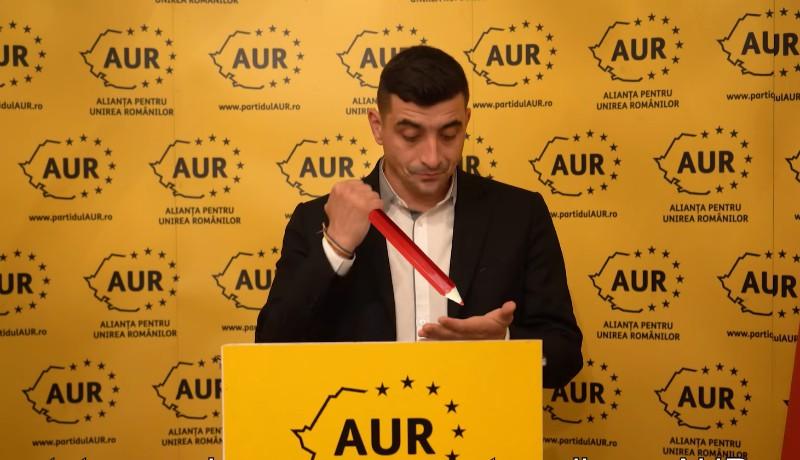 Kihúzza a listáról az AUR a forradalmi atrocitásokban való részvétellel vádolt egyik képviselőjét (VIDEÓval)