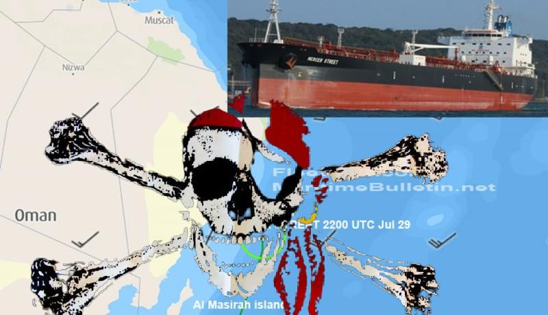 Kalózok támadtak meg egy tankhajót, egy román tengerésszel is végeztek
