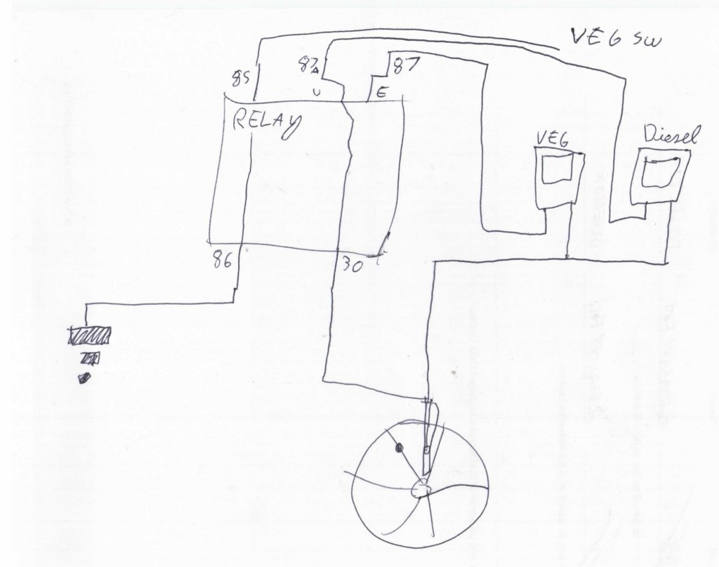 Dual Trip Meters Based On Tank Selectionsel Bike