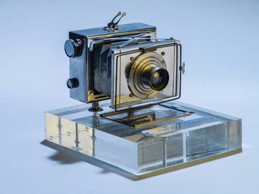 Zilveren-Camera-foto-agenda