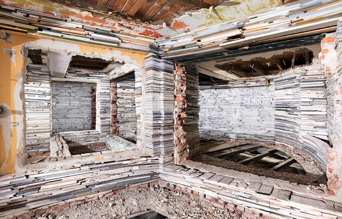 Museum Leiden fototentoonstelling Marjan Teeuwen verwoest huis