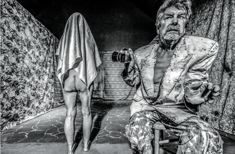 """Paul en Menno de Nooijer Tentoonstelling bij Galerie Baudelaire """"Nightmares"""""""