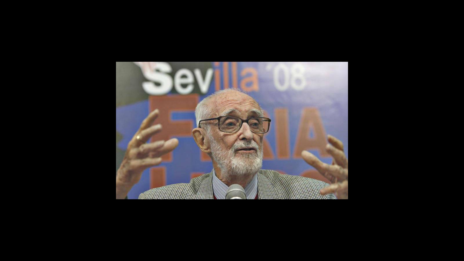 Muere José Luis Sampedro a los 96 años