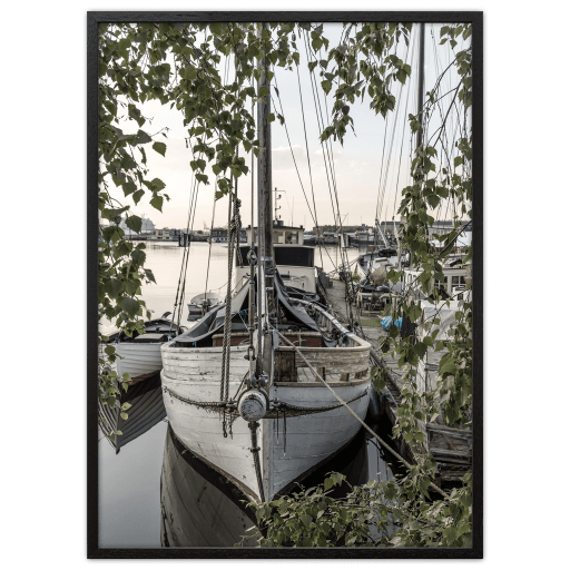 Boat Poster