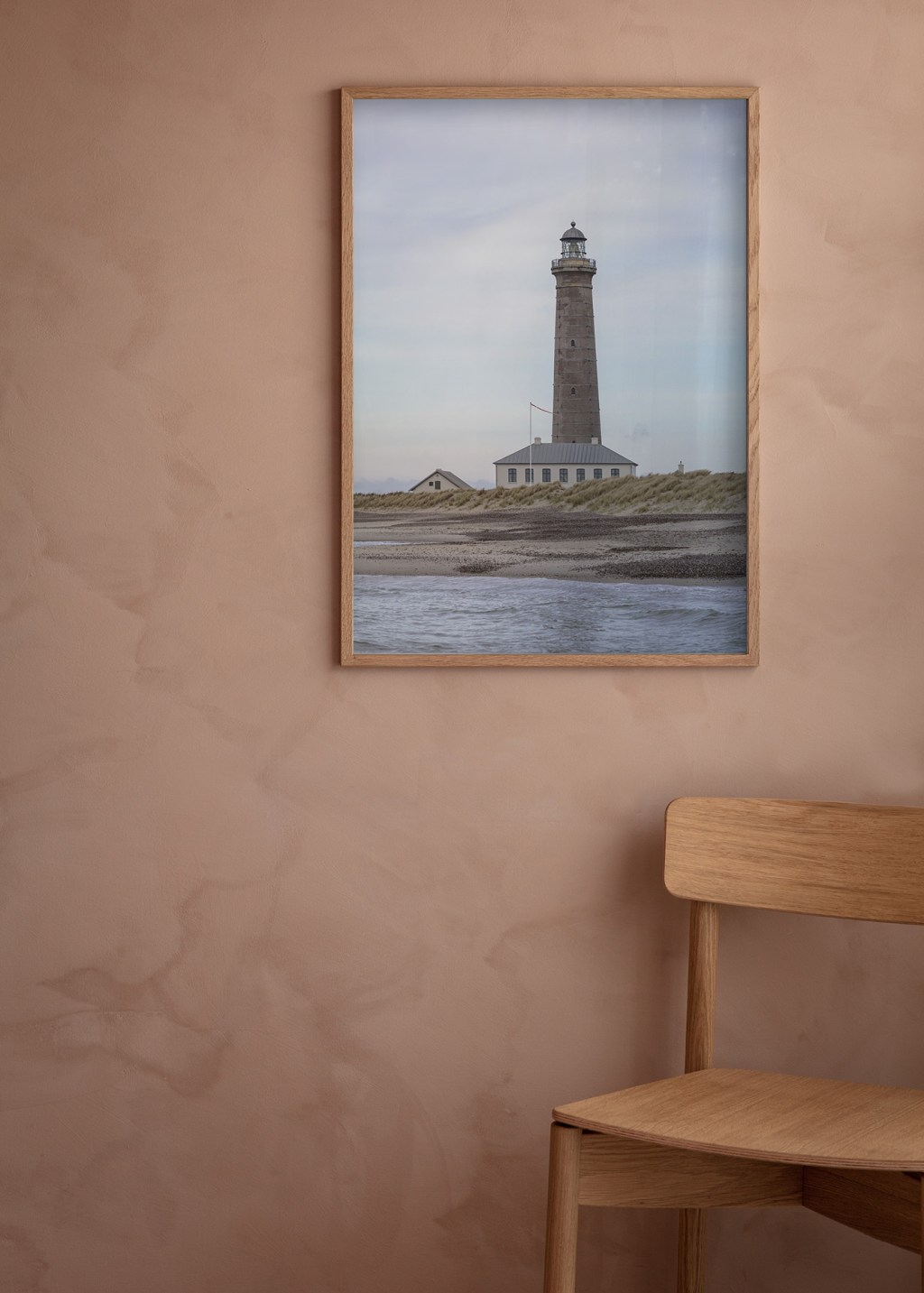 The Grey Lighthouse poster