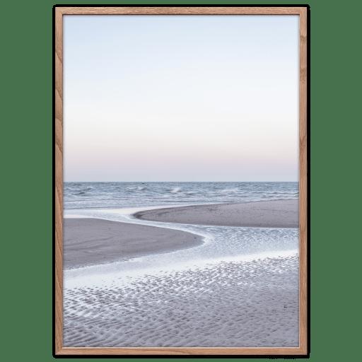 Skagen beach poster