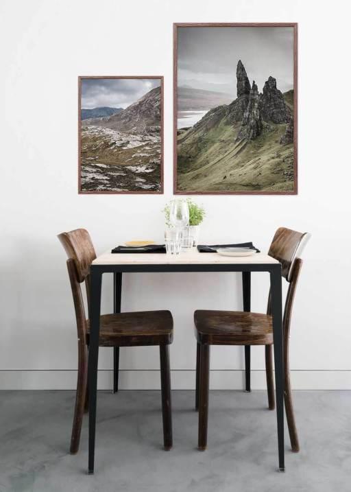 Skotland plakater