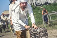 XXIV Festiwal Słowian i Wikingów [Sierpień 18] 0551b