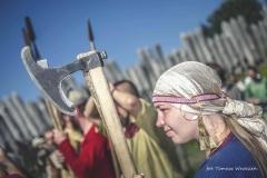 XXIV Festiwal Słowian i Wikingów [Sierpień 18] 0568b
