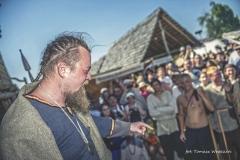XXIV Festiwal Słowian i Wikingów [Sierpień 18] 0623b