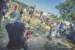 XXIV Festiwal Słowian i Wikingów [Sierpień 18] 0706b