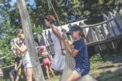 XXIV Festiwal Słowian i Wikingów [Sierpień 18] 0718b