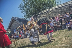 XXIV Festiwal Słowian i Wikingów [Sierpień 18] 0723b