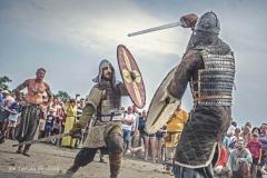 XXIV Festiwal Słowian i Wikingów [Sierpień 18] 2105b