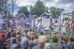 XXIV Festiwal Słowian i Wikingów [Sierpień 18] 2886b