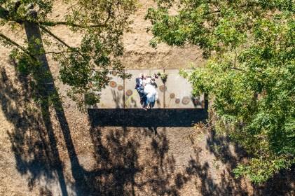Hochzeit Drohnenfotos