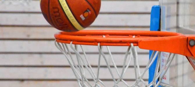 Basketballspiel U14 des CVJM Erlangen