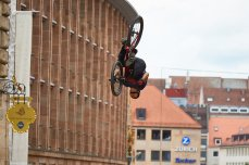 Red Bull District Ride Nürnberg 2017
