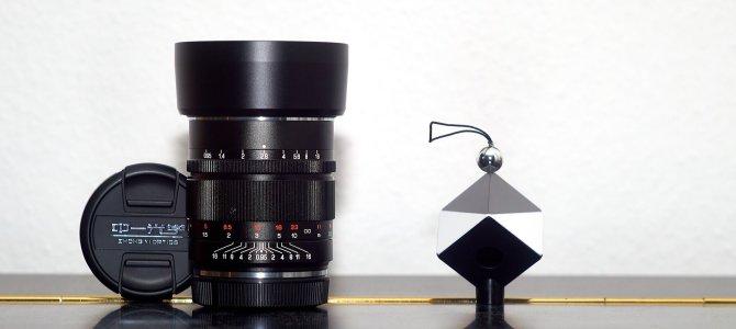 Manuelle Objektive – Mitakon Speedmaster 50mm f/0.95 III