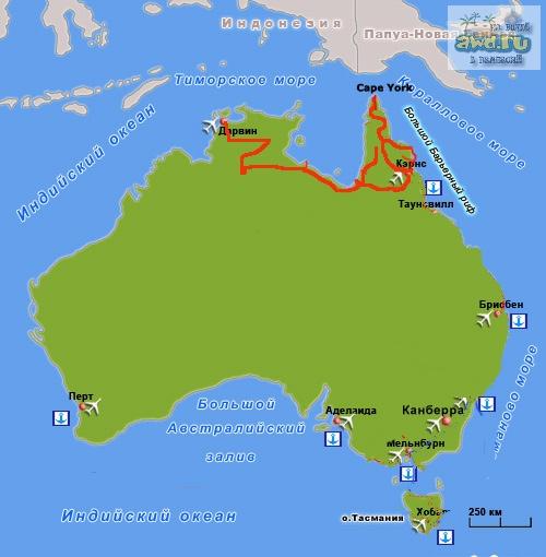 Парк Какаду Австралия
