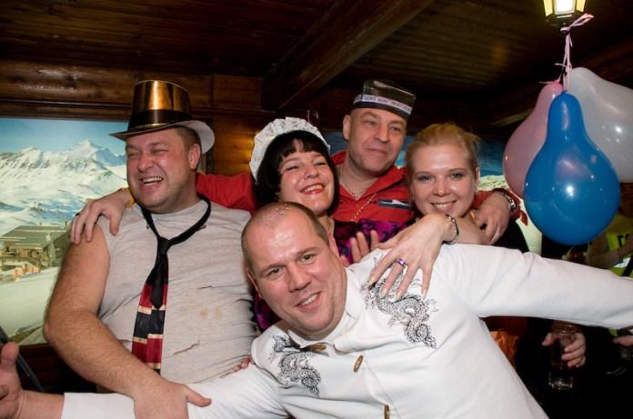 Предвстречи Нового года Форума Винского