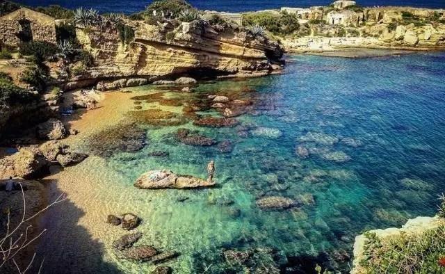 L'Area Marina Protetta del Plemmirio   Guida Sicilia
