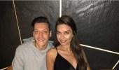 Mesut Özil'in Sevgilisi Amine Gülşe, İngiltere'nin En Güzel Üçüncü Yengesi Seçildi