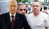MHP Lideri Bahçeli'den Rahip Brunson'ın Serbest Bırakılmasına Sert Eleştiri: Milli Vicdanı Rahatsız Etmiştir