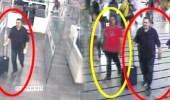 Cemal Kaşıkçı'nın Kıyafetlerini Giyen Dublörün Türkiye'den Kaçış Görüntüleri Ortaya Çıktı