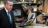 Düşen Helikopterle İlgili Erdoğan'dan İlk Açıklama: Milletimizin Başı Sağolsun