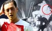 Mesut Özil'in de Aralarında Bulunduğu Arsenal Futbolcuları, Uyuşturucu Kullanırken Görüntülendi