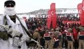 Kar ve Soğuğa Aldırış Etmeyen Binlerce Kişi, Sarıkamış Şehitlerini Anmak İçin Toplandı