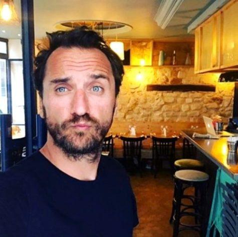 Fransa'da kafe açan Fırat Çelik, salgın nedeniyle dükkanını kapattı