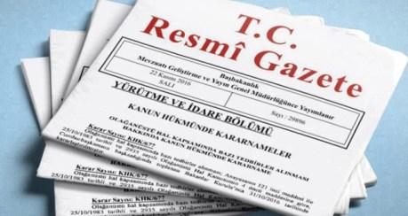 4 Temmuz 2020 Cumartesi 31175 sayılı Resmi Gazete - Resmi Gazete ...