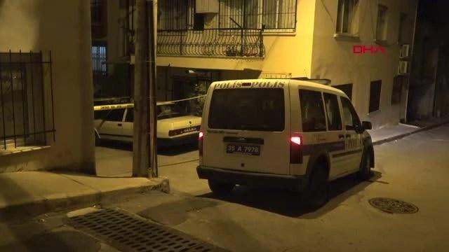İZMİR Sokak ortasında erkek cesedi bulundu