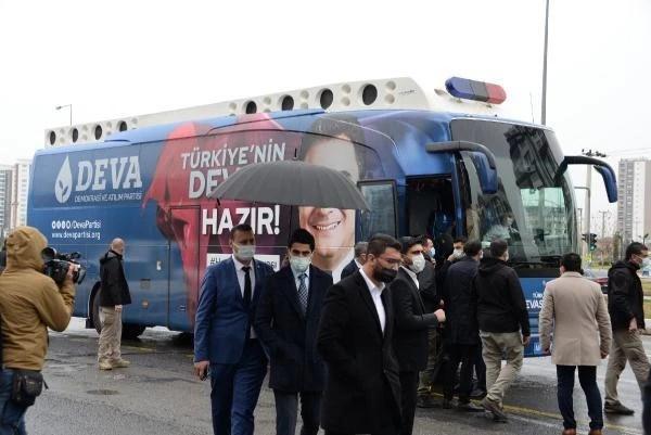 DİYARBAKIR Ali Babacan Abdullah Gül'ün partimize açık desteği oldu