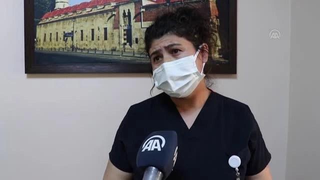 """KOVİD-19 HASTALARI YAŞADIKLARINI ANLATIYOR - """"Bütün kemiklerim kırılmış gibi ağrıyordu"""""""