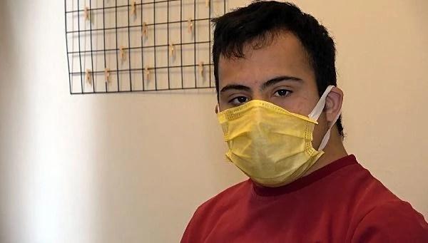 Son dakika... Maske takmak istemeyen engelli çocukların ailelerine tavsiye