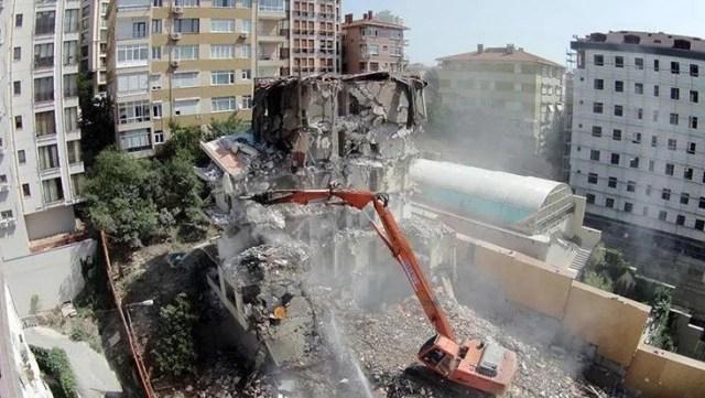 İstanbul'da kentsel dönüşümde sözleşmeleri feshetme yetkisi ilçe belediyelerine verildi