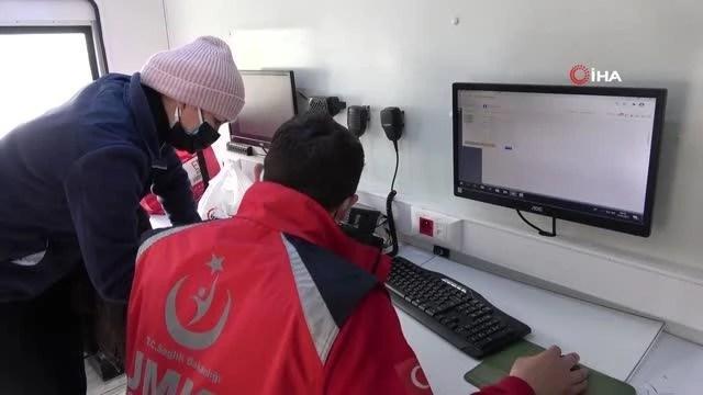 Kastamonu'da vaka artışına mobil PCR test aracı ile çözüm aranıyor