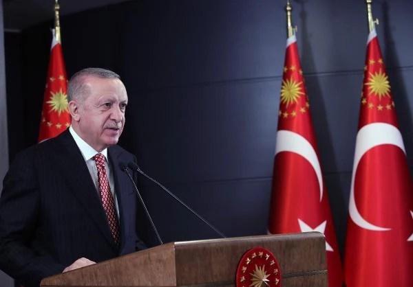 Son dakika haber! Erdoğan: Bizi engellemek isteyenlere cevabımızı ülkeye daha büyük eserler kazandırarak verdik