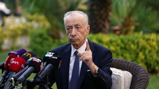 Yönetimin istifaya davet ettiği Mustafa Cengiz'den şok çıkış: Kalıp savaşacağım ve daha sert konuşacağım!