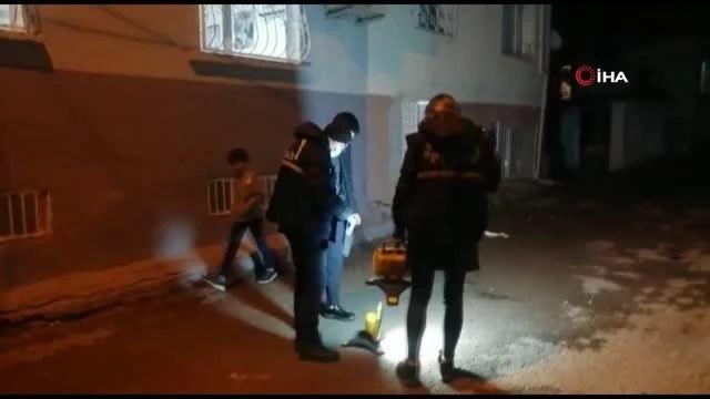 Son dakika haber... Husumetlisi tarafından başından tabanca ile vurulan kişi ağır yaralandı
