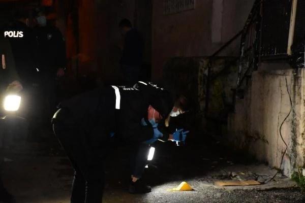 Misafirliğe gittiği evde husumetlisi tarafından tabancayla vuruldu