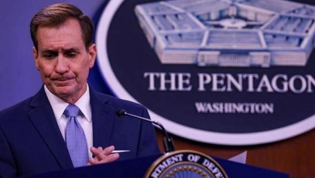 Pentagon sözcüsü, Afganistan'daki misyonlarının biteceğine dair sözlerini geri aldı