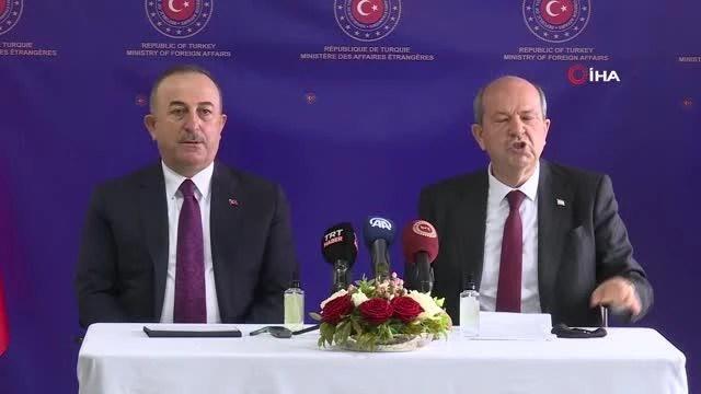 """Son dakika haberi! - KKTC Cumhurbaşkanı Tatar: """"Kıbrıs meselesinde yeni bir sayfa açtık"""""""